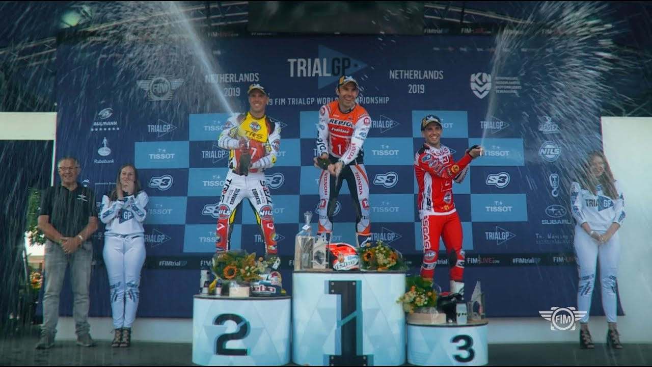 TrialGP Netherlands Highlights